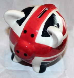 Piggy Brit Bank